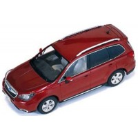 SUBARU Forester XT, 2013, red
