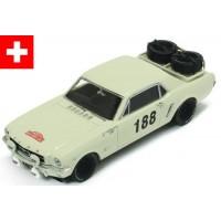FORD Mustang Rally MonteCarlo'65 #188, F.Vetsch / JP.Feuz
