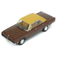 DODGE Dart Gran Sedan, 1976, brown/beige roof