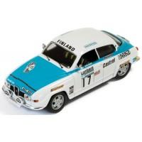 SAAB 96 V4 Rally RAC'74 #17, T.Rainio / K.Lehto