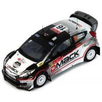 FORD Fiesta RS WRC Rally Portugal'12 #16, J.Ketomaa / M.Stenberg
