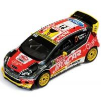 FORD Fiesta RS WRC Rally MonteCarlo'13 #21, M.Prokop / M.Ernst