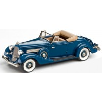 BUICK 60 Convertible Coupé, 1934, freedom blue