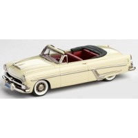 HUDSON Hornet Convertible, 1954, coronation cream