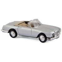 FACEL Vega 3 Cabriolet, 1963, silver