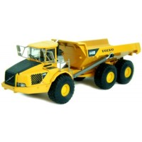 VOLVO Tipper A40D, yellow