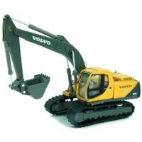 VOLVO EC210 Excavator, yellow