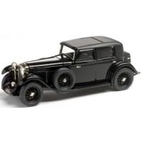 BENTLEY 8-Litre, 1930, black