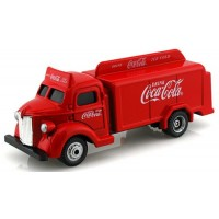 Coca-Cola Bottle Truck, red