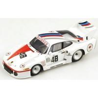 PORSCHE 935 12h Sebring'84 #48, winner M.DeNarvaez / H.Heyer / S.Johansson
