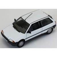 CITROËN AX, 1988, white