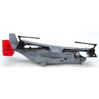 V-22 OSPREY Tiltrotor model Red Tail