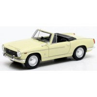 INNOCENTI 950-S Spider, 1962, l.yellow