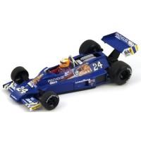 HESKETH 308E GP Belgium'77 #24, R.Keegan