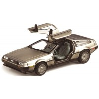 DE LOREAN DMC 12 Coupé, 1981, inox