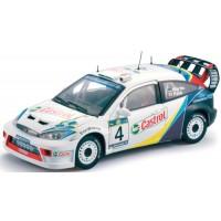 FORD Focus RS WRC Rally Greece'03 #4, winner Märtin / Park