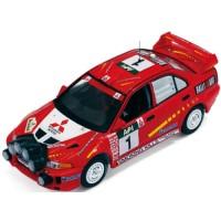 MITSUBISHI Lancer Evo5 Rally Australia'98 #1, winner T.Makinen / R.Mannisenmaki