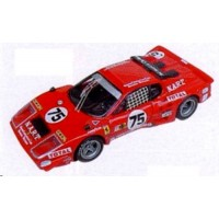 FERRARI 365 GT4/BB LeMans'77 #75,  16th F.Migault / L.Guitteny