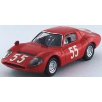 ABARTH OT 1300 Monza'66 #55, Baghetti / Cella / Fischhaber / Furtmayr