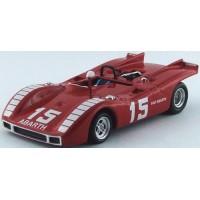 ABARTH 2000 SP Nürburgring'70 #15, K.Ahrens jr.