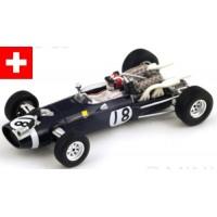 COOPER T81 GP France'67 #18, 4th J.Siffert