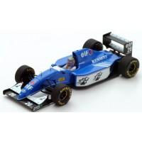 LIGIER JS39 GP Germany'93 #26, 3rd M.Blundell