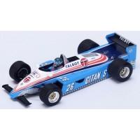LIGIER JS19 GP Austria'82 #26, 3rd J.Laffite