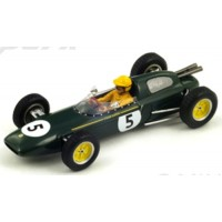 LOTUS 24 GP Netherlands'62 #5, 2nd T.Taylor