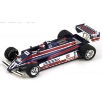 LOTUS 81 GP Monaco'80 #11, M.Andretti