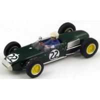 LOTUS 18 GP GP France'60 #18, 6th R.Flockhart