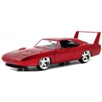 DODGE Charger Daytona, 1969, red