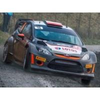 FORD Fiesta WRC Rally MonteCarlo'15 #16, R.Kubica / M.Szczepaniak