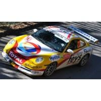 PORSCHE 911 RGT Rally MonteCarlo'15 #22, 3rd RGT M.Duez / S.Vyncke