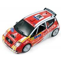 CITROËN C2 S1600 Rally TourDe Corse'06 #55, winner JWRC B.Tirabassi / JJ.Renucci