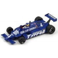 TYRRELL 010 GP SanMarino'81 #4, M.Alboreto