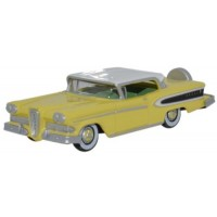 EDSEL Citation, 1958, yellow/frost white