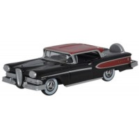 EDSEL Citation, 1958, black/amber red