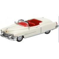 CADILLAC Eldorado Cabriolet, 1953, white
