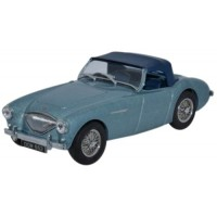 AUSTIN Healey 100 BN1 closed, blue
