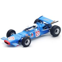 MATRA MS7 GP F2 Germany'69 #27, winner J.Servoz-Gavin