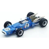 MATRA MS11 GP Netherlands'68 #17, 2nd JP.Beltoise
