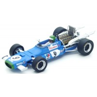 MATRA MS11 GP Mexico'68 #9, 9th H.Pescarolo