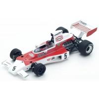 McLAREN M23 GP Brazil'74 #5, winner E.Fittipaldi