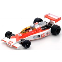 McLAREN M23 GP Monaco'76 #12, 5th J.Mass