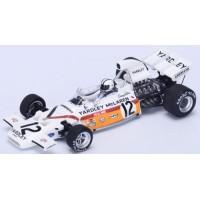 McLAREN M19 GP SouthAfrica'72 #12, winner D.Hulme