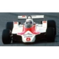 McLAREN M23 GP Netherlands'80 #8, A.Prost