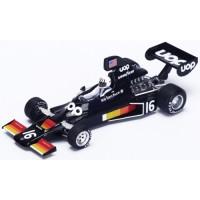 SHADOW DN5 GP Netherlands'75 #16, 3rd T.Pryce