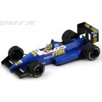 RIAL ARC1 GP Belgium'88 #22, A.DeCesaris
