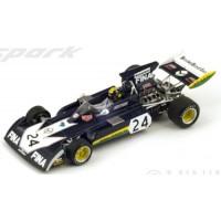 SURTEES TS14 GP Austria'73 #24, 3rd C.Pace