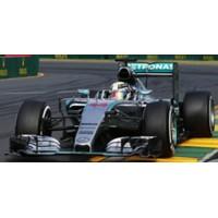 MERCEDES F1 W06 GP Australia'15 #44, winner L.Hamilton